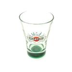 verre martini vert