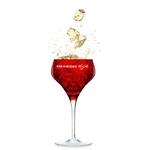 verre à champagne pipper heidsieck 0.25 cl