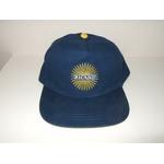 casquette bleu ricard solarisée