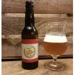 bouteille de biere  Blonde la  petite aixoise