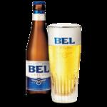 verre à bière BEL PILS - 25 cl