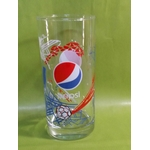 Verre pepsi cola football