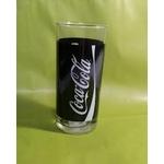 Verre coca cola black
