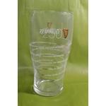 Verre à bière Guinness anniversaire  250 ans 50 cl