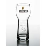 verre à bière  pelforth empreinte 33 cl