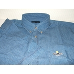 Chemise jeans staff ricard