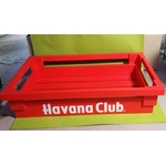 plateau en bois havana club