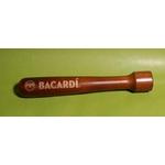 pilon bacardi en bois