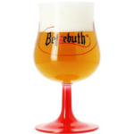 Verre à bière belzebuth 0.25 cl