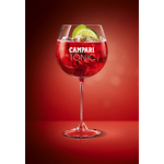 Verre campari Tonic
