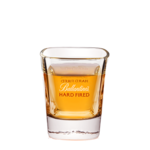 Verre shooter ballantines hard fired