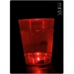 shooter lumineux rouge