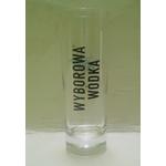 Verre à vodka wyborowa