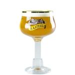 Verre à bière kasteel 50 cl