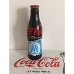 Bouteille Coca cola olympique de Marseille