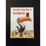 Magnet Guinness lovely day for guinness