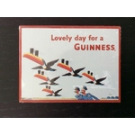 magnet guinness lovely day forva guinness