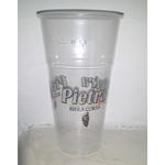 Lots de 25 verres plastique pietra 50 cl