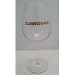 Verre piscine zubrowka vodka