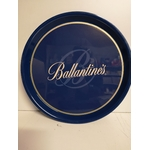 plateau de bar ballantines whisky