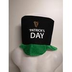 Chapeau  St Patrick guinness bière