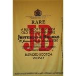 affiche en tissu  JB whisky