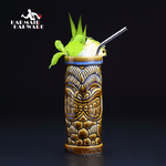 390 ml Hawaii Tiki mug Cocktail