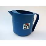 carafe 51 bleu