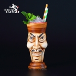470 ml Hawaii Tiki tasses Cocktail  en céramique