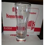 verre kronenbourg 50 cl