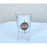 verre shooter whisky clan campbell