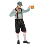 déguisement de bavarois pour homme