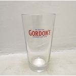 Verre Gordon's london dry gin
