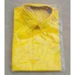 chemise jaune ricard clubs taurins manche courte