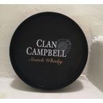 plateau de bar clan campbell whisky