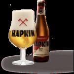 Verre à bière ale hapkin
