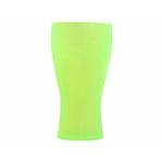 verre coca cola fluo vert 37 cl