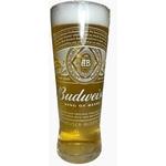 verre à bière budweiser king of beer 25 cl