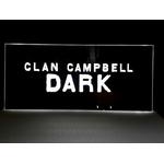 Enseigne Lumineuse CLAN CAMPBELL DARK