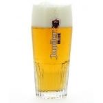lots 12 verre à bière jupiler 0.25 cl