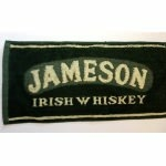 serviette de bar jameson