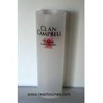 Verre clan campbell plastique