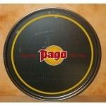 Plateau publicitaire Pago