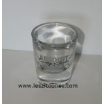 verre shooter absolut