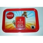 plateau publicitaire coca cola entrez dans la legende