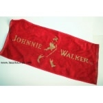serviette de  bar johnnie walker
