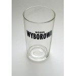 verre conique wyborowa