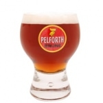 Verre pelforth brune