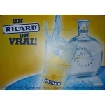 Set de table papier ricard
