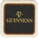 Lots de 10 sousbock Guinness
